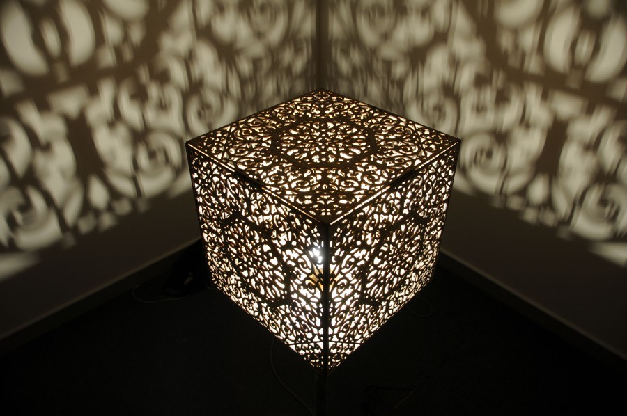3d Flower Lamp Shade